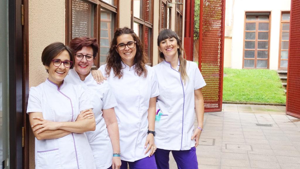 equipo clinica dental letamendia